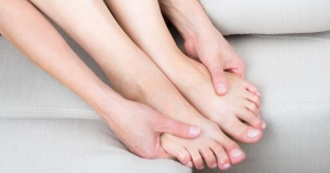 pregnancy feet